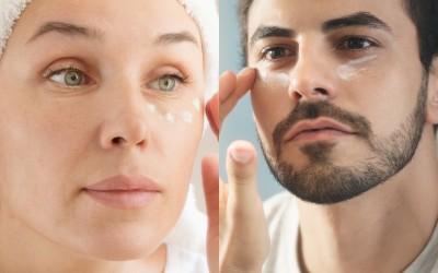 Αντιρυτιδική Γαληνική κρέμα προσώπου και ματιών