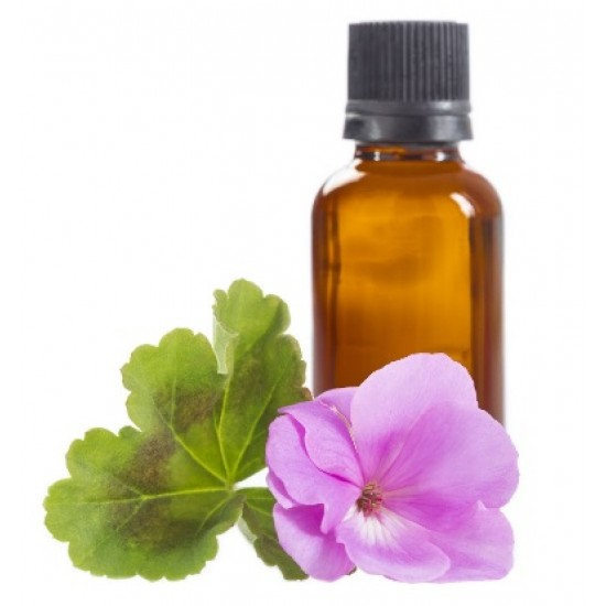 ΑΙΘΕΡΙΟ ΕΛΑΙΟ ΓΕΡΑΝΙ ΦΥΣΙΚΟ (geranium bourbon essential oil)