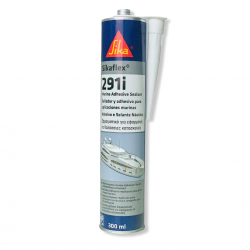 SIKAFLEX 291i ΛΕΥΚΗ  (Σφραγιστικό για εφαρμογή σε θαλάσσιες κατασκευές) 300ml
